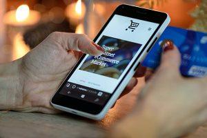 Vienna-Online-Store-website design